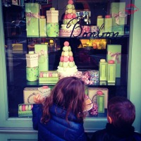 Calories don't count on the Week end (especially at Ladurée)