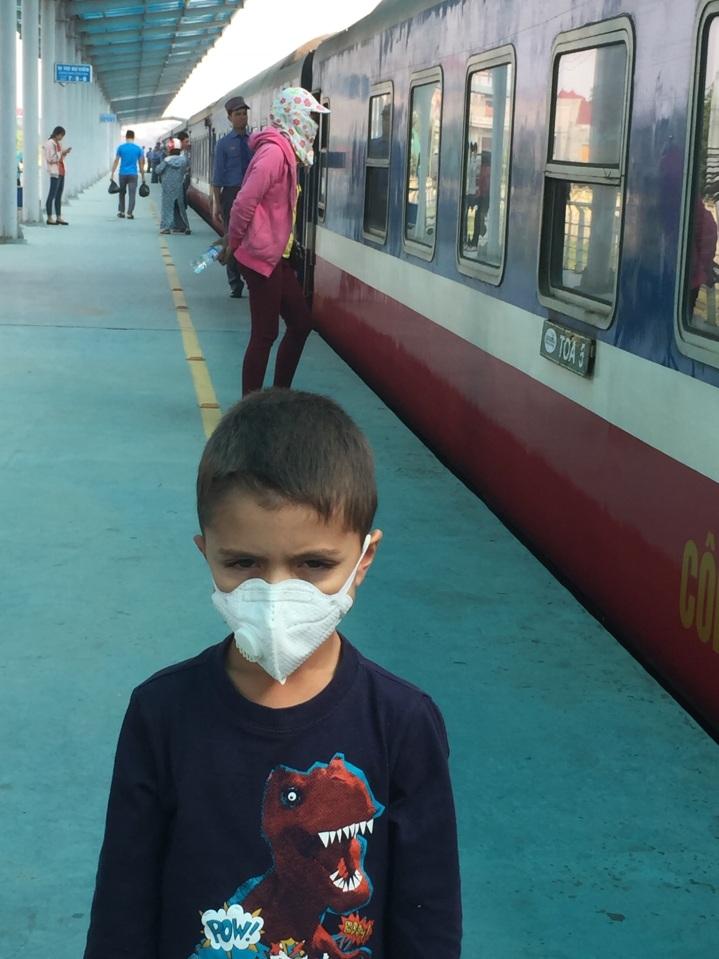 Train Station Hanoi