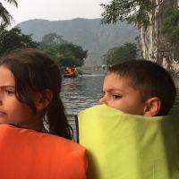 Family haven: escaping Hanoi pollution in Ninh Binh