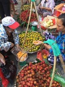 Discover new fruits, new savors.. Vietnam has so much to offer (durian included)