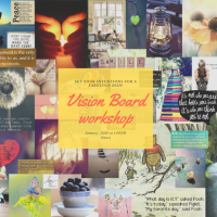 Happiest New Year ! Vision Board Time !